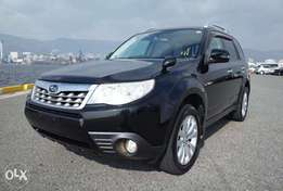Subaru Forester 2.0XS New shape SHJ with Leather & Sunroof