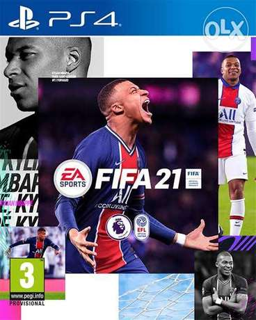 FIFA 21 ENG primary account