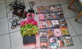 Give Away Play station 2