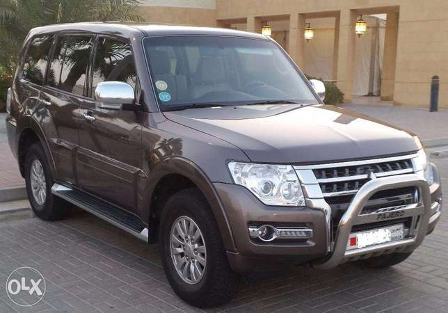 Mitsubishi Pajero, 2015, Warranty, Only 24,500 kms, 7 Seater