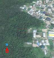 A Plot of land for sale at Agip Estate