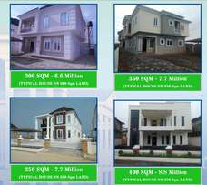 Affordable lands in an a existing Estate for all income classes