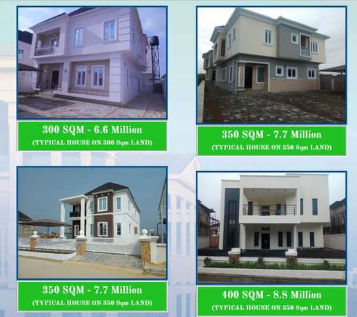 Affordable lands in an a existing Estate for all income classes Alimosho - image 1