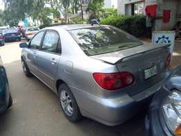 Excellent 2006 Toyota Corolla for cheap sell