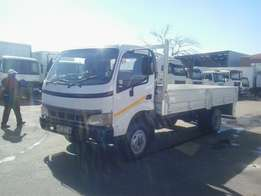 Neat 4T Toyota Dyna Drop Side For Sale