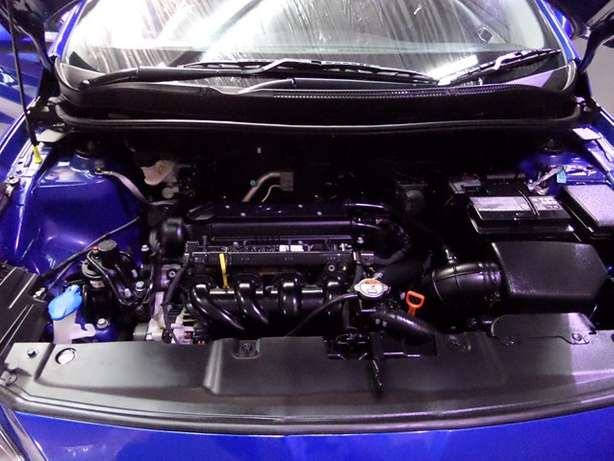 2014 Hyundai Accent 1.6 Fluid 5DR A/T Newcastle - image 7