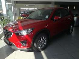 Brand New Mazda CX5 2.0 Active SUV From only R6500 pm