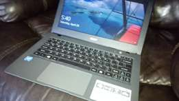 6th gen Aspire One dual core webcam laptop for sale in excellent