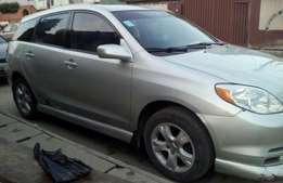 (FIRST BODY) Super clean and well maintained Toyota Matrix XR for sale