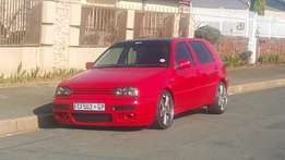 vw golf 3 vr6 for sale R22000