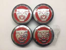 Jaguar Centre Caps