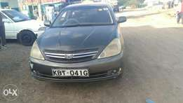 Quick sale on a Very clean toyota allion /premio