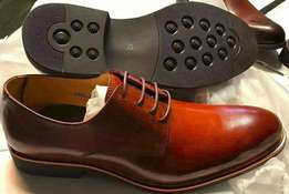 Quality and genuine official leather shoes.