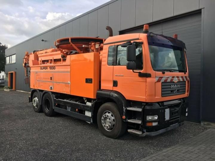 TGA 26.310 6x2 Wiedemann & Reichhardt 13.000 L - 2003