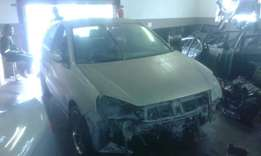 2005 polo 1.4 code 2 striping for spares