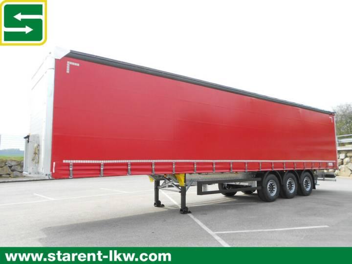 Schmitz Cargobull Tautliner, Liftachse, XL-Zertifikat, Multilook - 2019