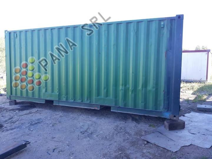 CONTAINER 6 m 10 feet container