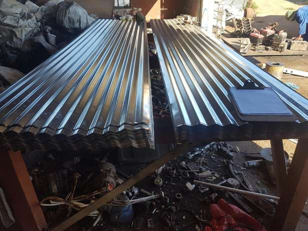 Corrugated Iron for Sale Louis Trichardt - image 2