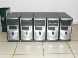 Complete DUAL CORE 2.5GHZ pc for sale