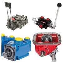 Valves, PTO and hydraulic PUMPS