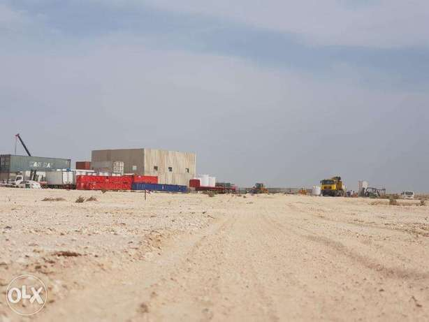 Approved Yard For Rent In Al Kharana