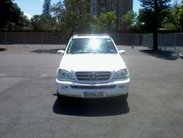 2003 Automatic Mercedes Benz ML 350