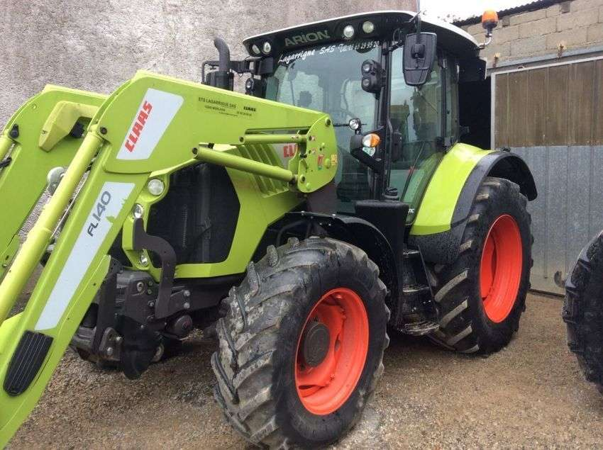 Claas arion 530 cmatic - 2015 - image 2