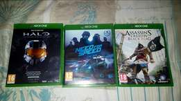 Xbox one games low prices