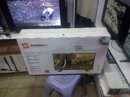 Offer: Sayona 24 Inches Digital LED TV Brand New at my Shop