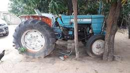 Fiat tractor 650 3cylinder