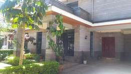 5 bedroom town house to let in Lavington.
