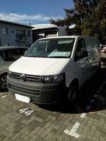 2012 VW Transporter Panel Van