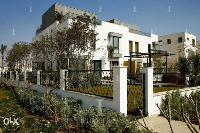 For Sale Town House At Villette Sodic Prime Location