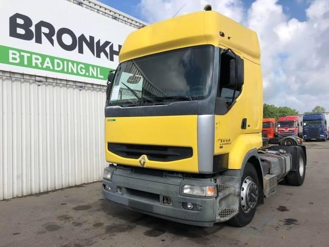 Renault Premium 385.19t - Euro2/manual Injector - 4742 - 1997