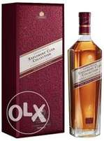 Johnnie Walker Explorers Club The Royal Route whisky