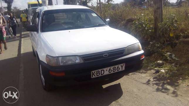 Toyota corolla dx 104 for quick sale Air Base - image 1