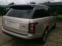 A very special edition 0f 2014 range rover autobiography.ph city