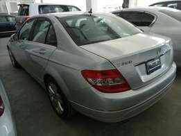 Mercedes Benz c200 CGI grade 2011 model. KCM number. Loaded with all