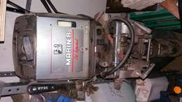 Boat motor good condition