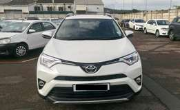 2016 Toyota RAV-4 SUV 2.2D-4D AWD For Sale-R380 000 MUST GO THIS WEEK