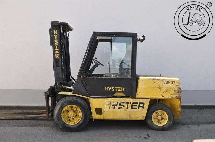 Hyster H5.00XL - 1996 - image 2