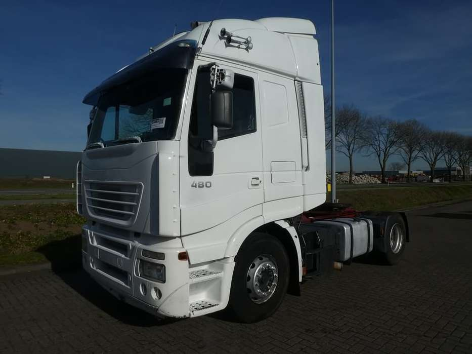 Iveco AS440S48 STRALIS manual, intarder - 2004