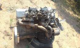 Mercedes Benz 280SE and 380SE engine and parts