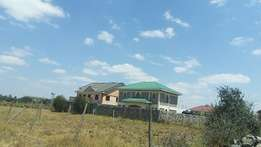 Eighth acre plots for sale in Syokimau