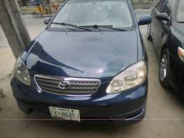 2006 Toyota Corolla with Leather Seats and Formica For Sale