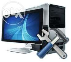 Computer repairs, virus removal and software installation