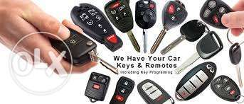 Remotes for cars