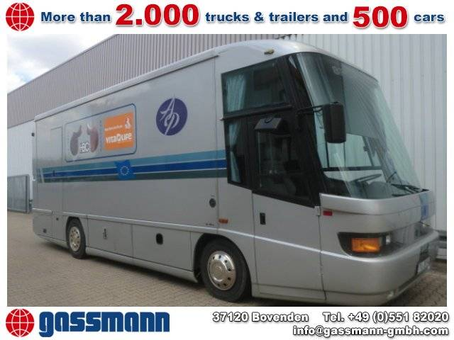 MAN - Pferdetransporter  Standheizung - 1994