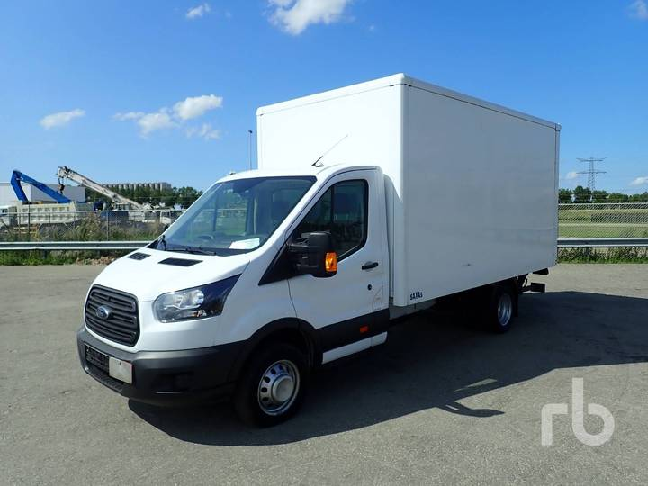 Ford TRANSIT 130T350 4x2 - 2017