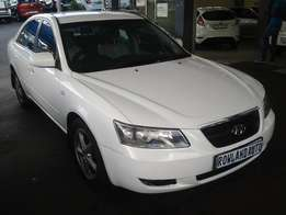 2006 Hyundai sonata 2.4 GLS Auto for sale R75 000